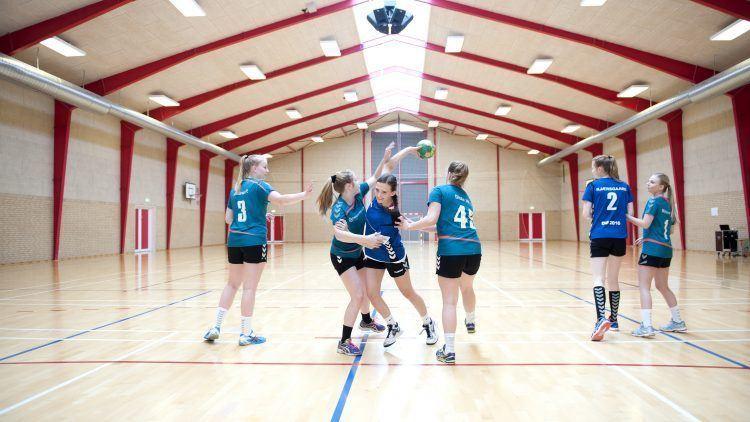 Håndbold for piger på Idrætsefterskole